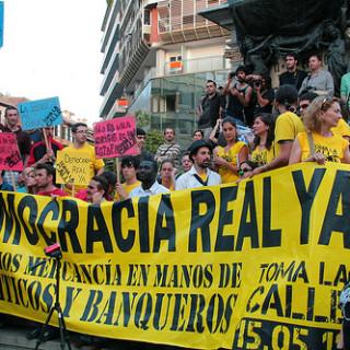 Echte Demokratie (Foto: Javi S&M/Flickr)