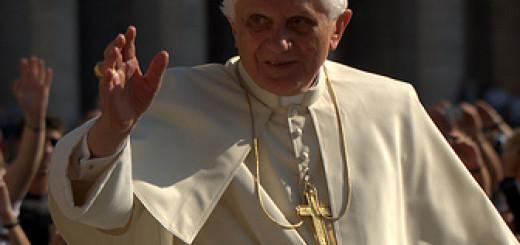 Papst Benedikt VVI. (Foto: Sergey Gabdurakhmanov/Flickr)