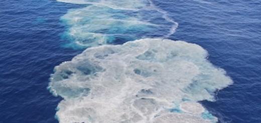 Unterwasservulkan vor El Hierro (Foto: www.gobcan.es)