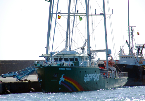 Rainbow Warrior III / Gran Canaria 2012