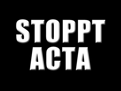 Stoppt Acta