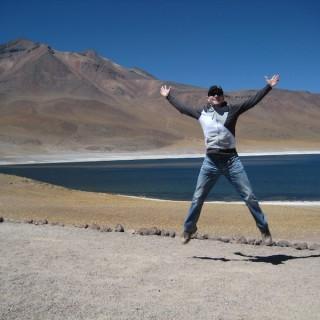 Steve in Chile
