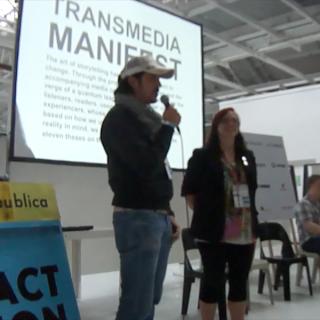 Transmedia Storytelling @rp12