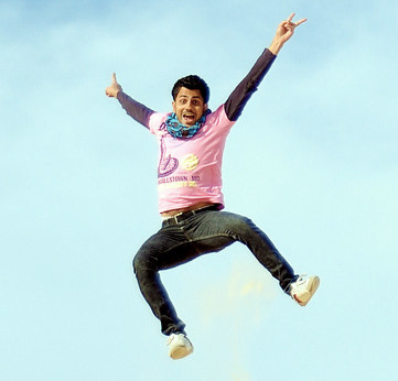Happy! (Foto: Hamad AL-Mohannna/Flickr)