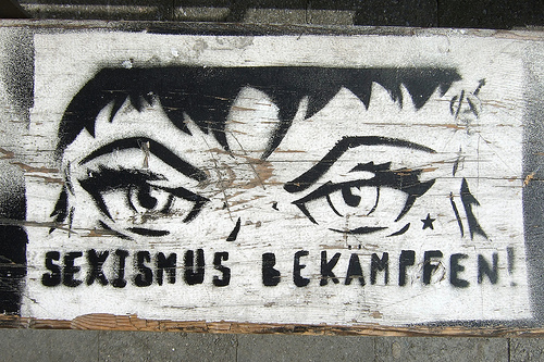 Sexismus bekämpfen (Foto: Kecko/Flickr)