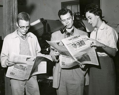 Zeitungsleser (Bild: D Services/Flickr)