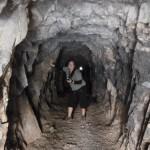 Ein Cache im Tunnel