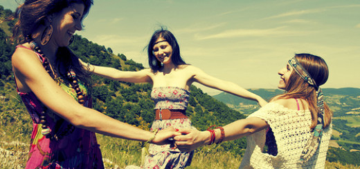 Hippies (Foto: lucamengoni/Flickr)