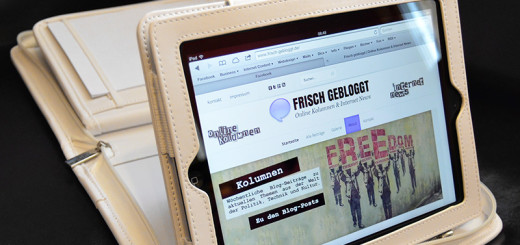iPad-Organizer Amiga (WEDO)