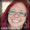 Blogstöckchen: 20 facts about me