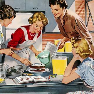 Hausfrauen (Bild: x-ray delta one/Flickr)