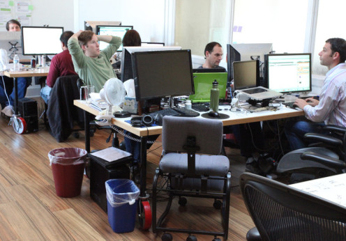 Büro (Robert Scoble/Flickr)