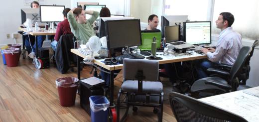Büro (Robert Scoble/Flickr)
