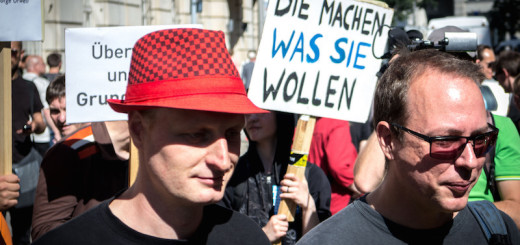 Markus Beckedahl und Andre Meister